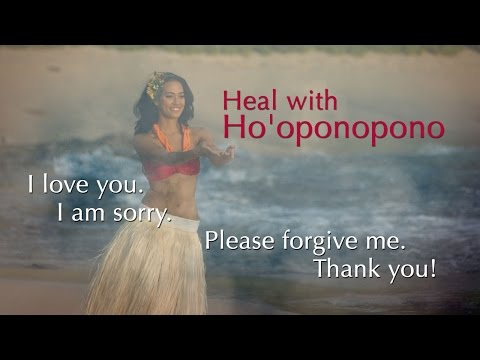 Heal with Ho'oponopono Song by Lauren Pomerantz with Subtitles