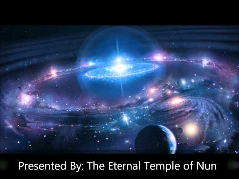 JOURNEY TO SIRIUS - VISUALIZATION TONE FOR THE NUNOLOGIST™ (ETERNAL TEMPLE OF NUN™)