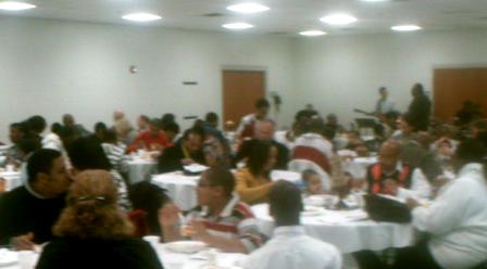 Black achievers award Breakfast at YMCA