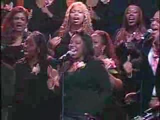 """The City of Refuge Choir sings """"Not About Us"""" from their CD, Welcome To The City."""