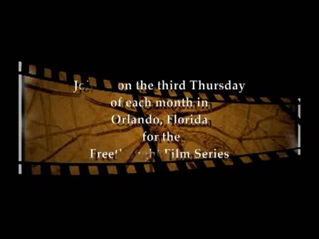 Freethought Film Series Promo
