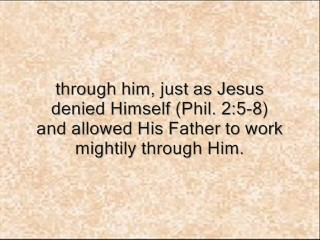 Seeking Jesus