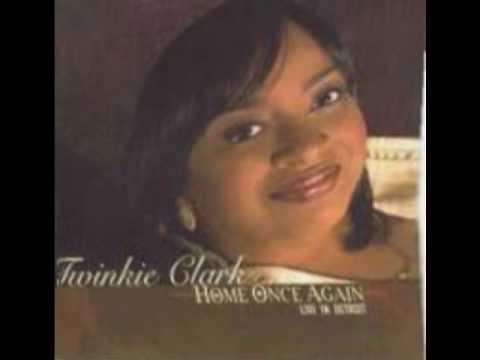Twinkle Clark_He lifted me