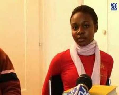 Nigerian girl in Switzerland to be deported - Part I