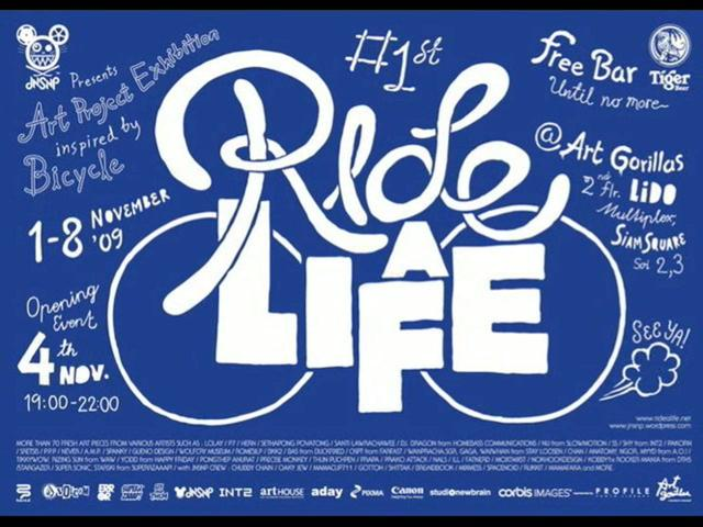 BKG in RIDE a LIFE