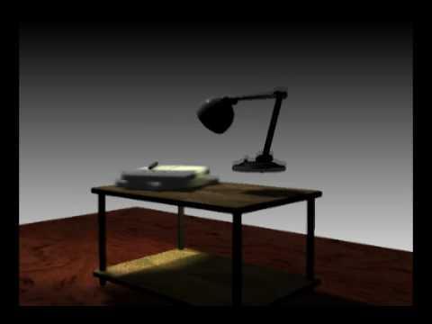 Animation lamp