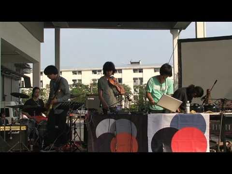 Sonic Scape Orchestra Live @ delicate stage Culture One 2010
