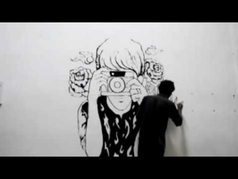 Wall Painting by Sulay Part1