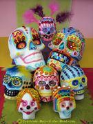 Real Sugar Skulls