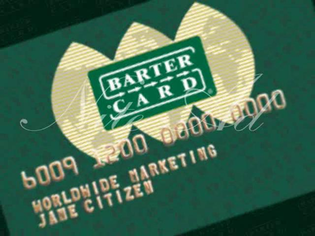 Barter Card