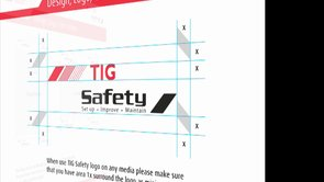 TIG Safety - Corporate Identity design guideline