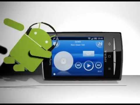 [TVC] Sony Ericsson x10 mini pro 30 sec.
