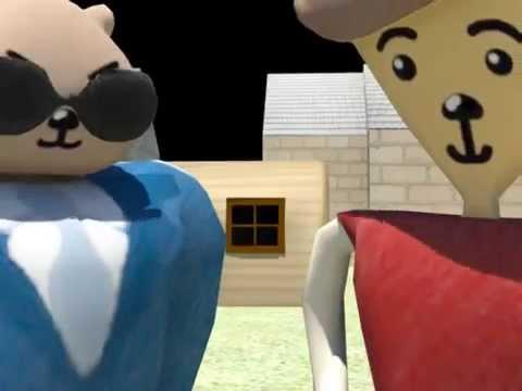 "3D Animation : ""Pathway"""