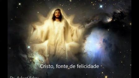CRISTO, FONTE DE FELICIDADE!