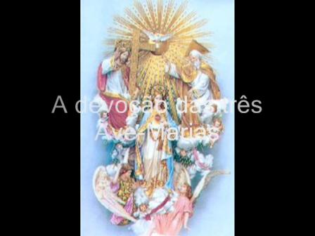 A Devoção das Tres Ave Marias