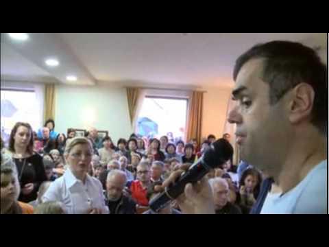 Medjugorje - Apparition to Mirjana April 2, 2013