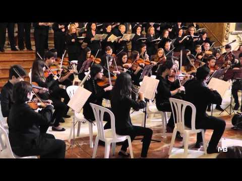 Gloria de A. Vivaldi. 01 Gloria in excelsis deo