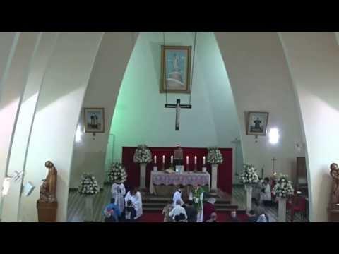 Missa Cantada em Belo Horizonte - FULL VIDEO