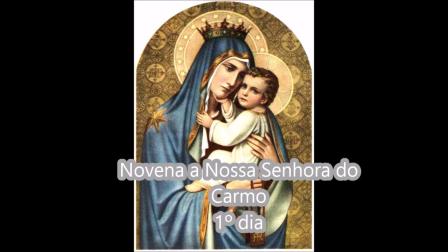 Novena a Nossa Senhora do Carmo