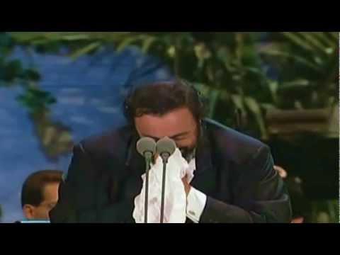 Luciano Pavarotti - Ave Maria | Los Angeles (1080pHD)