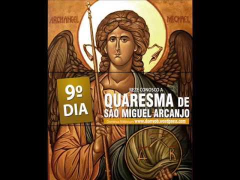 9º Dia da quaresma de São Miguel Arcanjo