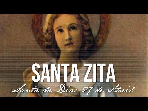 27 de Abril / Santo do Dia - Santa Zita