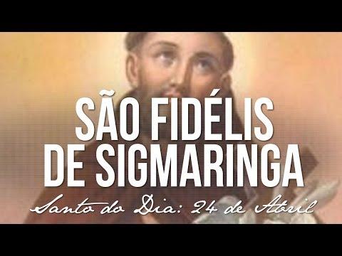 24 de Abril, dia de São Fidélis de Sigmaringa