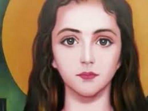 A Vida de Santa Filomena Revelada por Ela Mesma
