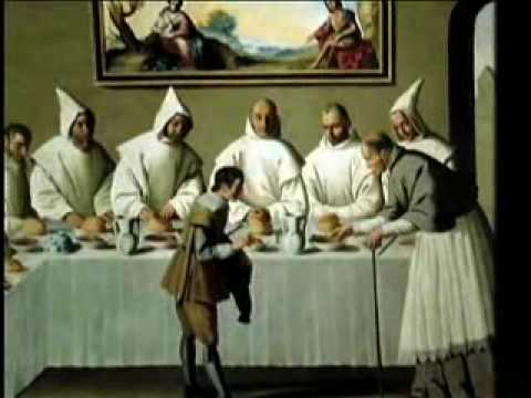 Santo Hugo de Grenoble - cancaonova.com - Santo do Dia!.flv