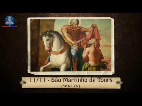 São Martinho de Tours - Santo do dia 11 de Novembro