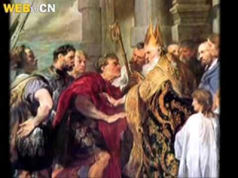 Santo Ambrósio - cancaonova.com - Santo do Dia!2_WMV V9.wmv