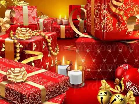 Lindissimo video Feliz Natal e Próspero Ano Novo 2018