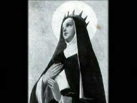 Santa Margarida da Hungria - cancaonova.com - Santo do Dia!.flv
