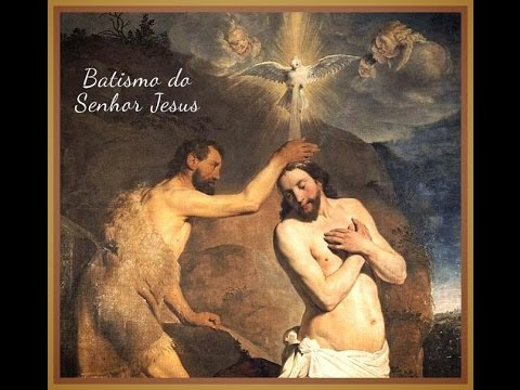 festa do Batismo do Senhor,