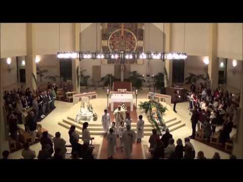 """2016 - """"Bendita seja a Divina Eucaristia"""" - Coro Juvenil de São Pedro do Mar, Quarteira"""