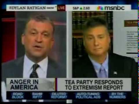 MSNBC Reporter Cracks