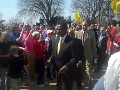Congressional Black Caucus   2010-03-20