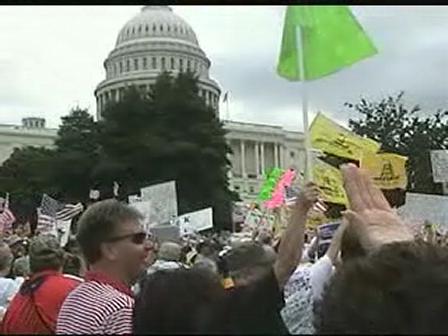 Lisa Nancollas' Washington March Video Part 4/4