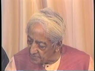 J Krishnamurti talks with children 1984   ( part2 of 5)