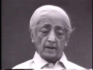 Who am I     by J.Krishnamurti