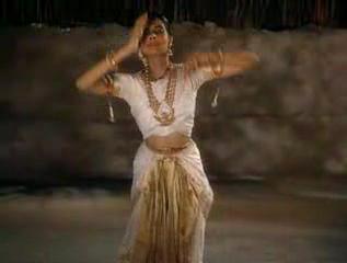 Radha Burnier's Dance