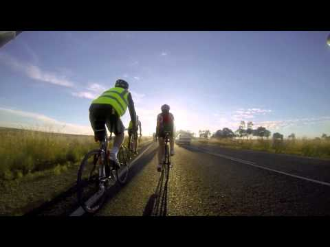 Gawler Wheelers April 6th 2013