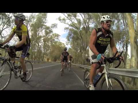 Hills group ride: Gawler Wheelers 13/4/2013