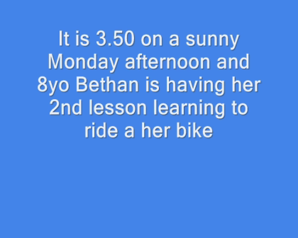 Bethan Learns to Ride Movie