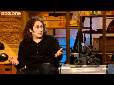 Ross Noble Tries to Banish Cycling Commuters - Room 101 - Episode 4 - BBC One