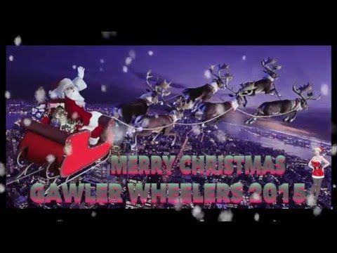 Gawler Wheelers Christmas Ride 2015
