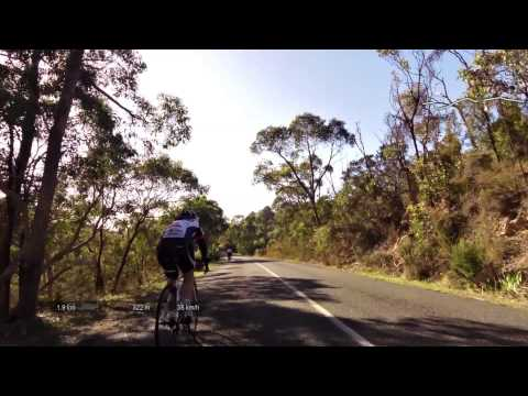 Leslie Creek Rd, Adelaide Hills, April 2014