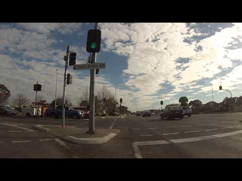 Dangerous Driving Marion Road 22 August 2014