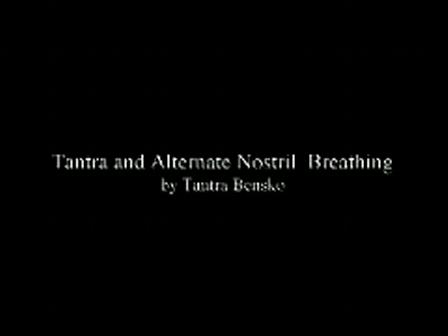 Alternate Nostril Breath