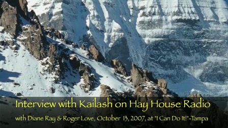 Kailash on Devotional Chanting